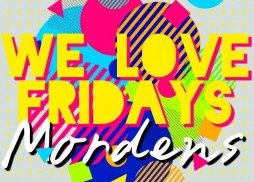 WE LOVE FRIDAYS NEW DESIGN